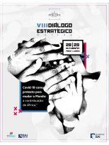 Agenda: VIII Diálogo Estratégico