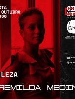 Agenda: Cremilda Medina no B.Leza