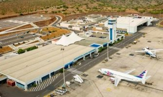 Aeroporto Nelson Mandela