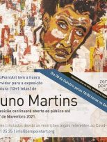 Exposição de Nuno Martins na ZeroPointArt