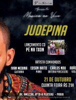 Lançamento do CD de JudePina